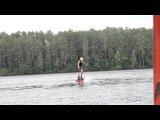 Флайборд на Чемпионате и Первенстве России по вейкборду 2013