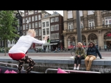 Неадекват в Амстердаме