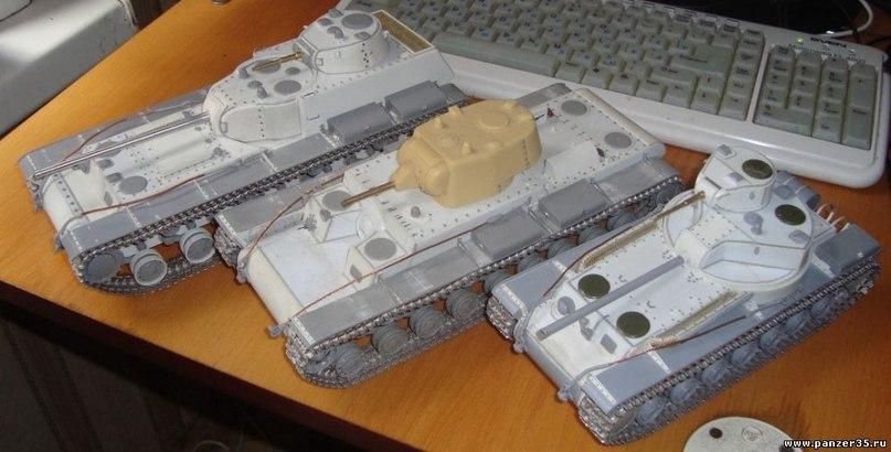 Танки Мира Коллекция №1 - КВ-85