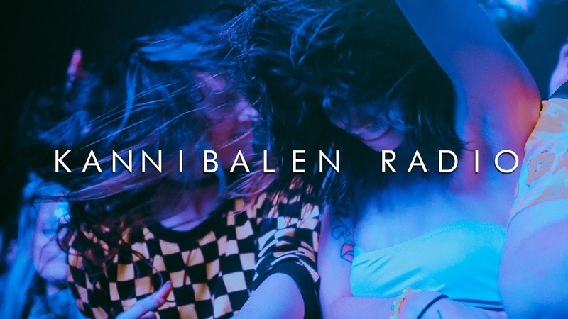 Kannibalen Radio ft. Birthdayy Partyy - Ep.141 Hosted by Lektrique