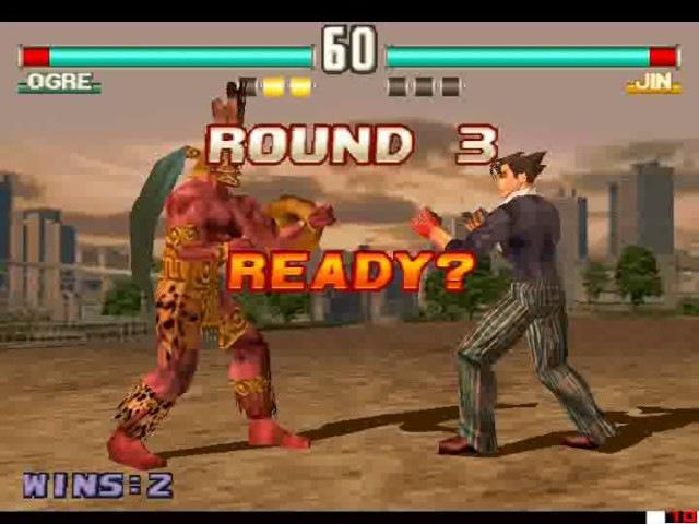 Tekken 3 Online 134 (Ogre) vs NEKKET