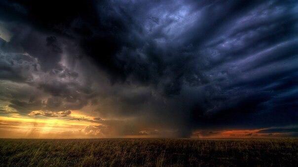 Фотографии, доказывающие, что плохая погода тоже прекрасна!