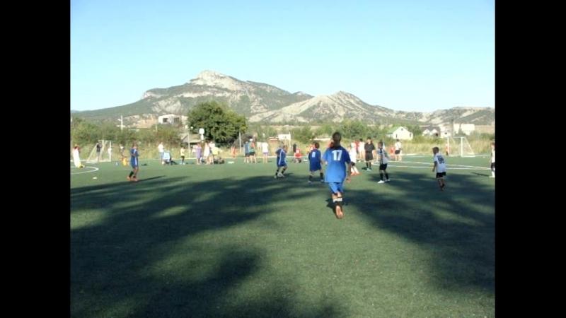 Игра команды 2009-2010 против девчонок из Солдайи