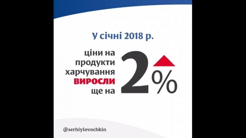Сергей Лёвочкин Сохранение двузначной инфляции съедает повышение социальных стандартов которые уже давно отстают от роста цен