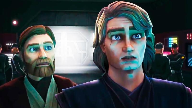 Звездные войны Войны клонов 7 сезон Русский трейлер 2019