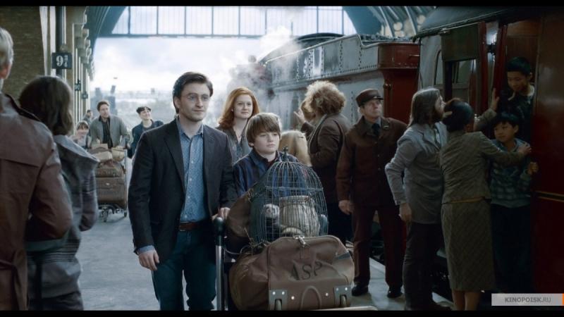 Гарри Поттер и Дары Смерти Часть II (2011) @ Интервью с Томом Фелтоном (русский язык)
