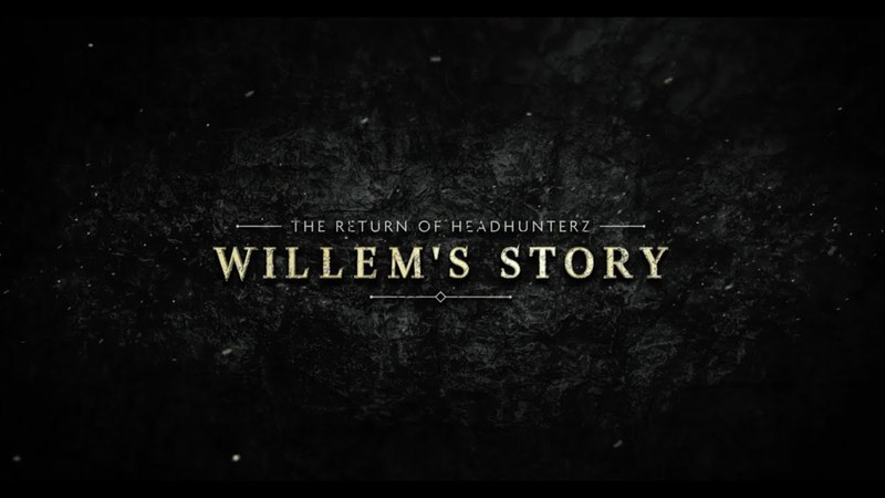 The Return of Headhunterz - Willem's Story