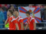Сборная России - сборная Турции. Обзор матча