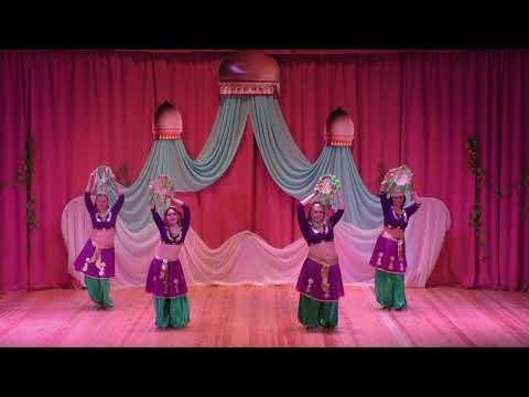 Студия восточного танца Гюльчатай Презентация 2018