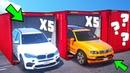 БИТВА ЗА КОНТЕЙНЕРЫ В ГТА 5 ОНЛАЙН КОМУ ДОСТАНЕТСЯ ЛУЧШИЙ BMW X5 БИТВА ПОКОЛЕНИЙ СЛУЧАЙНЫЙ ВЫБОР