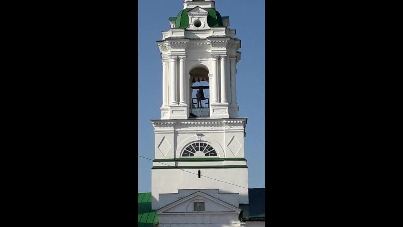 колокольный звон мелочные ряды Церковь Спас в Рядах