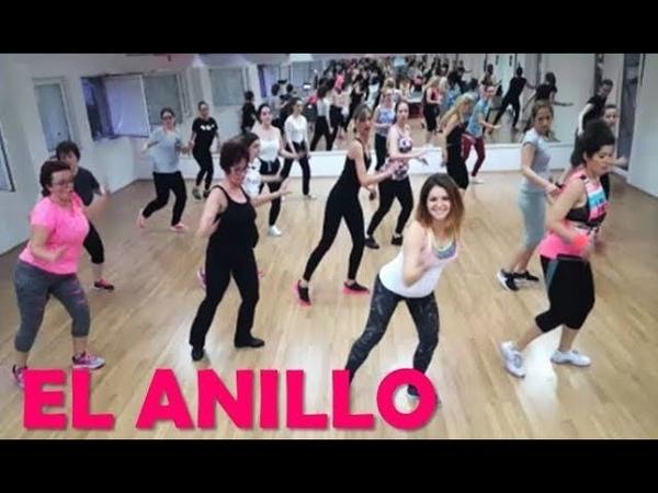 J.Lo - El Anillo Zumba Fitness Choreography