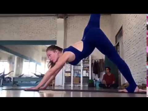 Благотворительный семинар по йоге
