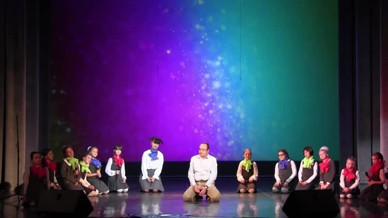Eli Shpirko kids - Any Dream Will Do (from Joseph and his amazing technicolor dreamcoat)