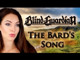 Blind Guardian - The Bards Song 🎸 (Cover by Minniva feat. Christos Nikolaou)