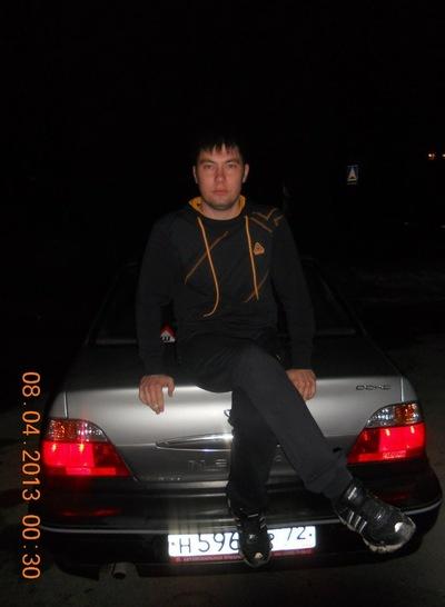Александр Елсуфьев, 21 февраля 1989, Казань, id144423001