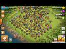 Качаем деф и стены на 10 тх / Clash of Clans (чат на ютуб)