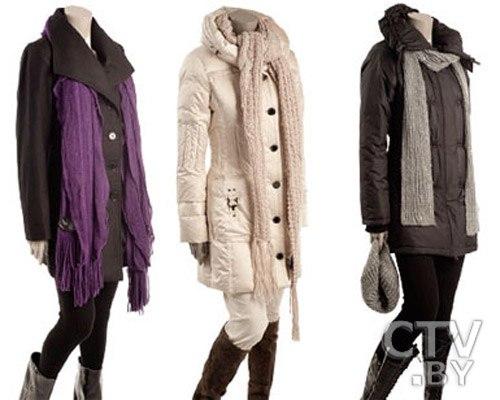 Предлагаем Вашему вниманию коллекцию верхней одежды Mexx сезона зима 2010-2011 - плащи, пуховики...