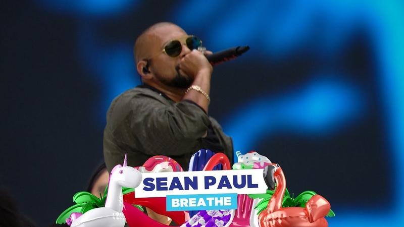 Sean Paul - 'Breathe' (live at Capital's Summertime Ball 2018)