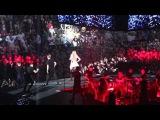 SEL & Eleonora - Tell Me Why (2014-12-06) Kaunas Zalgirio Arena 8