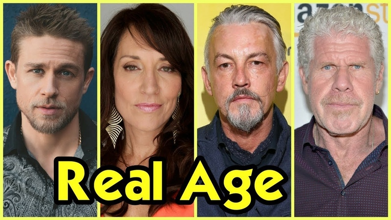Sons of Anarchy Cast Real Age 2018