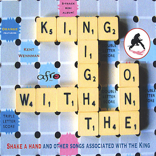 ORANGE альбом Shake a hand & other songs associated with the King