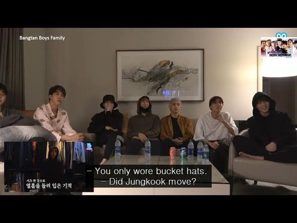 ENG SUB BTS BON VOYAGE SEASON 3 Bonus Clip 2 BTS Commentary