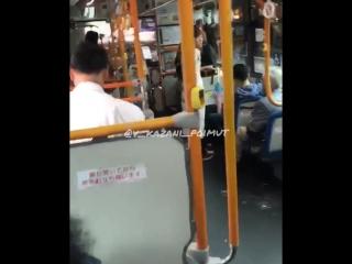 Высадка пассажира в Японии vk.com/vkazani
