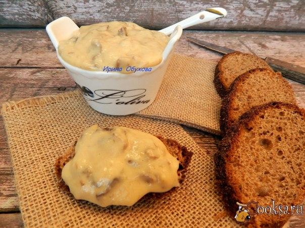 Предлагаю приготовить домашний плавленый сыр с грибами. Сыр выходит очень вкусным, ароматным и питательным. Такой сыр может храниться в холодильнике 2-3 дня.