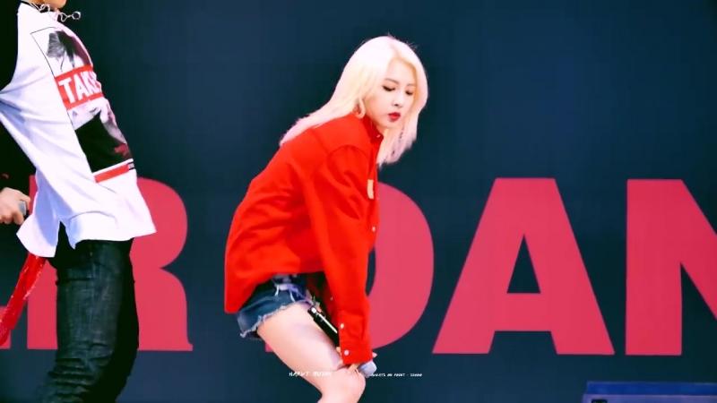 180623 Jiwoo (KARD) - Oh NaNa @ K-pop Cover Dance Festival