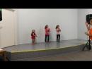 Софик учит танец