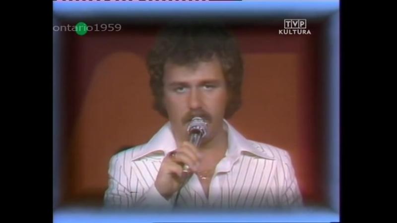 Krzysztof Krawczyk Rysunek na szkle TVP 1976