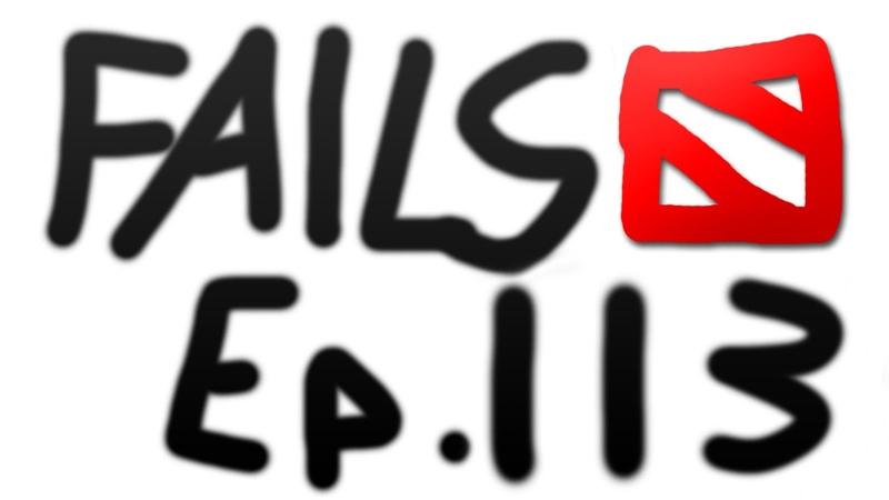 Dota 2 Fails of the Week - Ep. 113