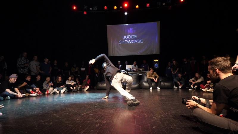 The Lord of the Circle 2019 - JUDGE SHOWCASE - Bboy Sto Ballov   Danceproject.info