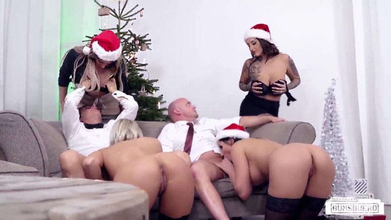 X mas office orgy w, German babes Mia Blow, Jolee Love Lilli Vanilli Pt. 2 Mia Blow, Wild Vicky, Lilli