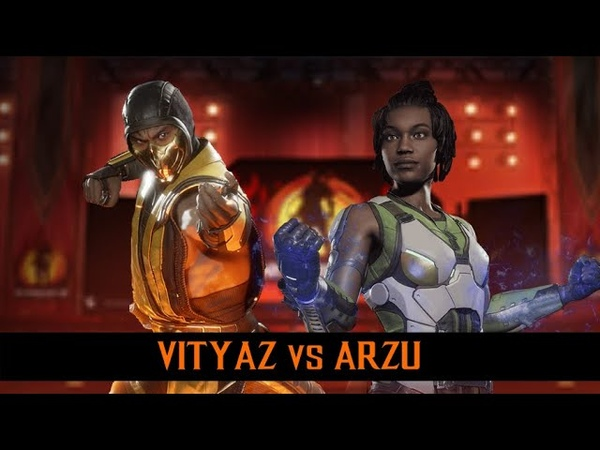 FT10 XRO Vityaz Scorpion vs Arzu Jackie Briggs