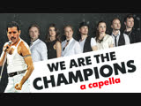 We Are The Champions - группа RAINDROPS - Queen a capella cover