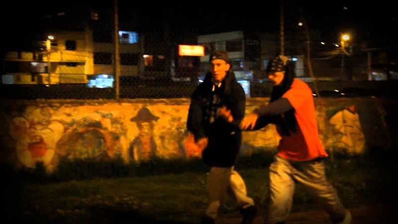 Descontrol Hard Sonic ft Full Cutting-Original Mc Rasta - ELEMENTOS DEL SUR -Video Ofcial