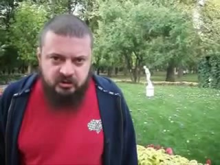 Виктор Пузо и осень