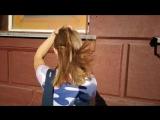 Кератиновое выпрямление волос в студии WIZARD BEAUTY