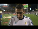 Angel di Maria's emotional post-game interview