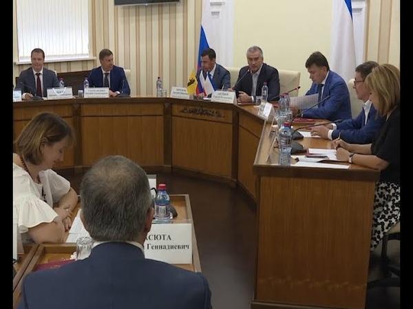 Ярославская область увеличит поставки продукции в Крым