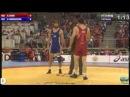 D.MARSAGISHVILI (GEO) - M.GAVIN (USA) 1/16 Final - 84 kg World Championship 2013 Budapest
