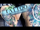 TATTOO story watercolor dreamcather