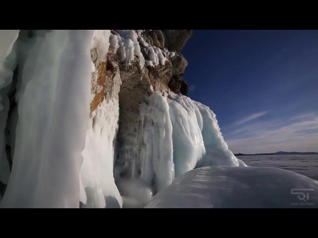 Красота озера Байкал Три минуты за 2 года съемок