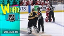 Weird NHL Vol. 19: We Can't Make This Stuff Up!