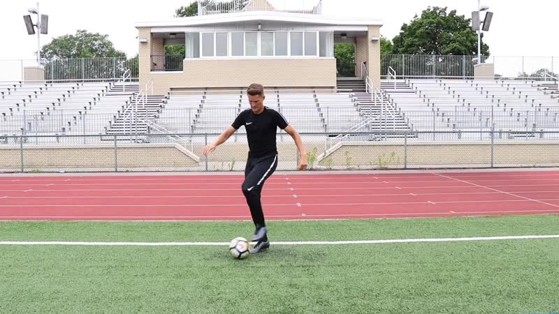 1000 Touch Workout Pt 2 _ Improve Ball Control With No Equipment