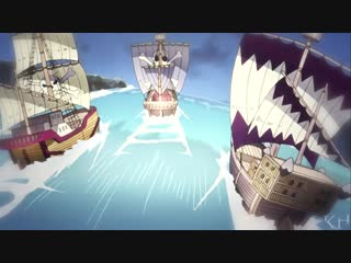 [one piece amv] - roundtable rival ¦ 25k