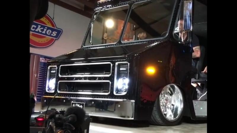 Gas Monkey Garage Chevrolet p30 Step-van