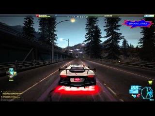 NFS World Lamborghini Aventador LP700-4 и Porsche Carrera GT Ultra Edition.